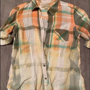 Bleached flannel lite